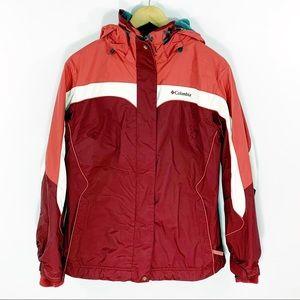 Columbia Interchange Double Layered Jacket, Size M